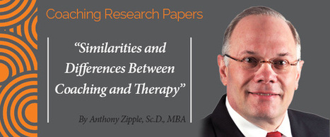 Research Paper: Similarities and Differences Between Coaching and Therapy – Towards A Deeper Understanding of the Relationship | Executive Coaching and Mentoring | Scoop.it