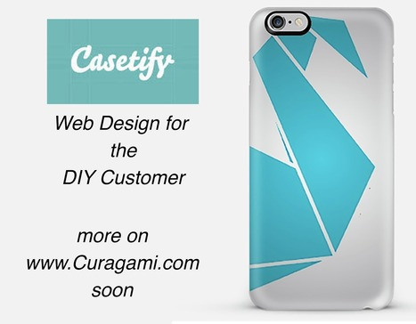 Web Design For DIY the @Casetify Example | Design Revolution | Scoop.it