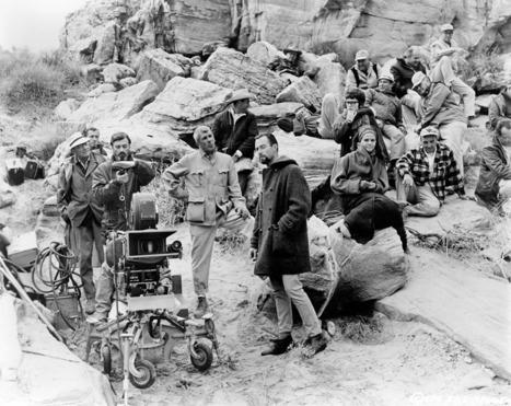 Director Richard Brooks, cinematographer Conrad... | Cinephilia and Beyond | Scoop.it
