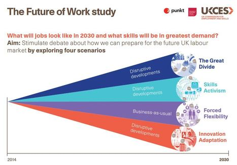The Future of Work: Jobs and Skills in 2030 | Our work | UKCES | HR Strategy and Leadership | Scoop.it