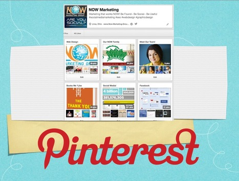 Pinterest For Business- Why Business Owners Can't Ignore Pinterest | How Businesses can use Social Media | Scoop.it