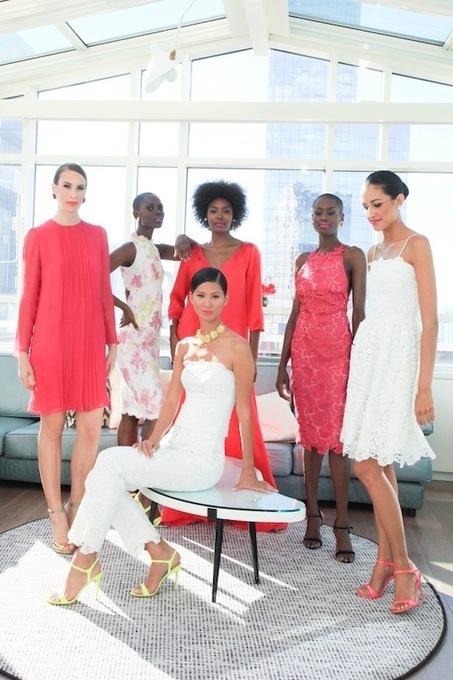 SOPHIE ZINGA SS 2014 NYFW - The LA Fashion magazine | Best of the Los Angeles Fashion | Scoop.it