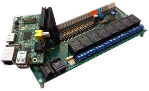Raspberry Pi add-on board controls entire buildings | Arduino, Netduino, Rasperry Pi! | Scoop.it