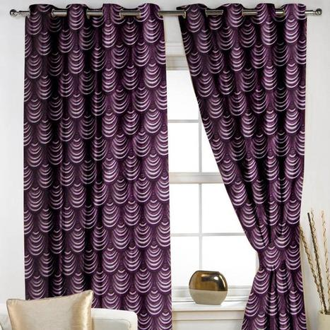 Story @ Home Polyester Eyelet Door Curtains Set Of 6 With 67% OFF From Homeshop18 | Online Shopping |  Best Deals | Coupons | Scoop.it