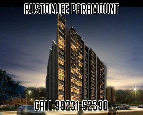 Rustomjee Paramount Winning Awards | Real Estate | Scoop.it