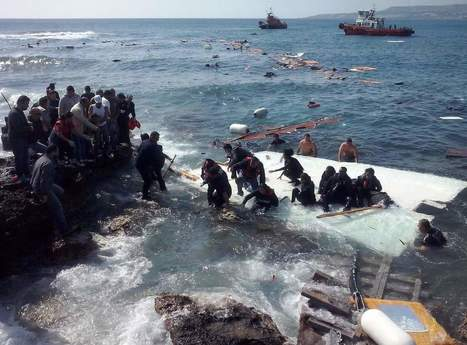 The 5 Factors Driving Europe's Deadly Migrants Crisis | Upsetment | Scoop.it