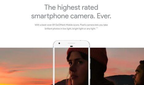 Google exhibe la caméra du Pixel avec d'étonnantes images et vidéos 4K ! | web2Partner | Scoop.it