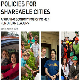 Build a Sharing Community to Unlock the Power of Cities – Nature and Environment – MOTHER EARTH NEWS   Peer2Politics   Scoop.it