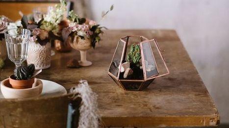 DIY : créer un terrarium pour décorer sa table | Le bricolage et les loisirs créatifs par Maison Blog | Scoop.it