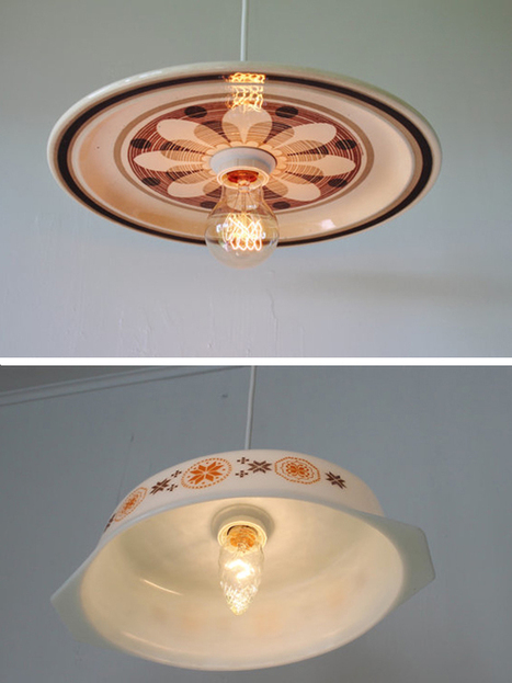Hungry for repurposed lighting design? - State of Green | Sustainable living | Scoop.it