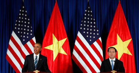 Obama lifts U.S. arms embargo on Vietnam   International e-commerce   Scoop.it