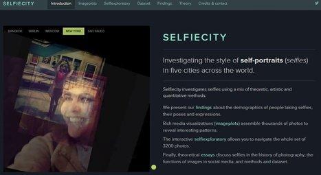 Selfie, fotografia: dal ritratto al racconto delle città - SoloTesto | giornalismo e new media | Scoop.it