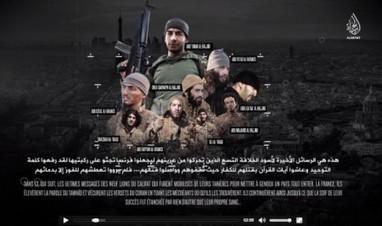 Vidéo de l'Etat Islamique : Des bouffons de Daech menace la France, encore et encore...   Les infos de SXMINFO.FR   Scoop.it