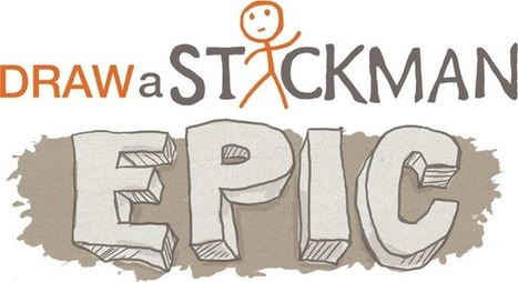 Draw a Stickman Epic | Friday Fun for Elementary Education Students | Scoop.it