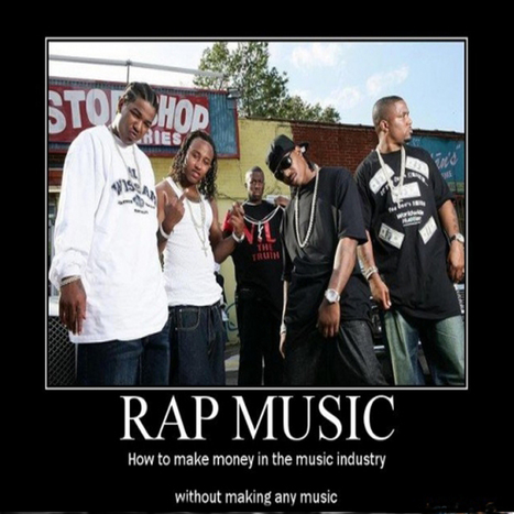 10 Rappers and Producers Who Filed For Bankruptcy | GetAtMe | Scoop.it
