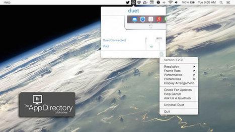 "The Best ""Second Screen"" App for iPad | Linguagem Virtual | Scoop.it"