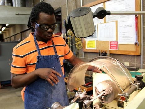 Manufacturing 101 leads to future jobs   School & Learning Today   Scoop.it
