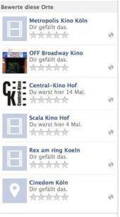 Wird Facebook zu einem lokalen Bewertungsportal?   Lokale Suche News   Scoop.it