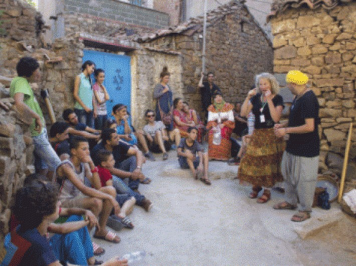 Raconte-Arts : Le brassage des cultures qui berce la Kabylie | El Watan | Kiosque du monde : Afrique | Scoop.it