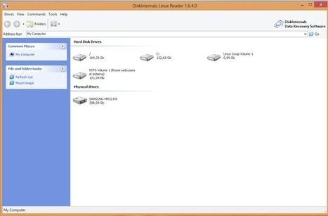 Accede a tus datos en Linux desde Windows con Diskinternal Linux Reader | El Blog de Rigo | Sistemas Operativos Ricardo | Scoop.it