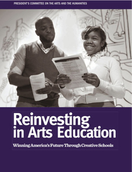 Benefits of arts education – evidence from the U.S « Inspired by Music | Creatively Teaching: Arts Integration | Scoop.it