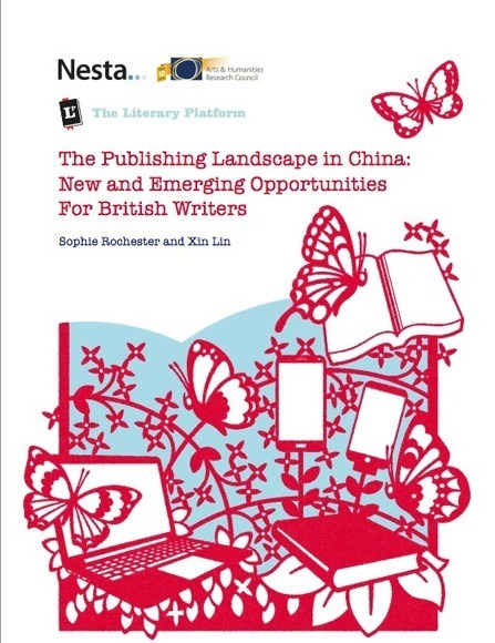Report Surveys Opportunities for English-Language Writers in China | Ebook and Publishing | Scoop.it