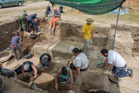 Continúan los trabajos arqueológicos en Cástulo | Cástulo, capital de Oretania | Scoop.it