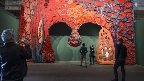 Art Basel voit grand pour son édition 2013 - Tribune de Genève | Pat' | Scoop.it
