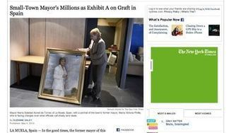'The New York Times' saca los colores a España por la corrupción | Las cosas que me importan | Scoop.it