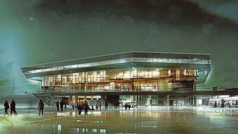 Muuallakin viedään kirjastoja sinne, missä ihmiset liikkuvat - Helsingin Sanomat | Kirjastorakennukset | Scoop.it