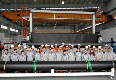 Geomembrane maker GSE prepares for sale, opens China plant - Plastics News | Agricultural & Horticultural Industry News | Scoop.it