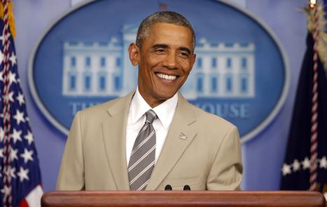 Barack Obama publie sa playlist Spotify avec les chansons idéales pour Noël | Art et Culture, musique, cinéma, littérature, mode, sport, danse | Scoop.it