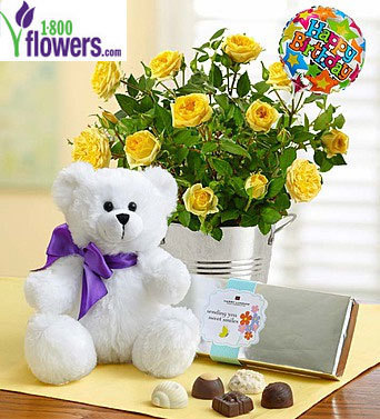 Surprise your loved ones with flowers and gifts in their birthday | Smart Fashions and deals | Scoop.it