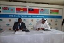 Vanuatu Minister signs Vt500M Solar deal with United Arab Emirates | Vanuatu Daily Post | Rethinking Oceania is about...... | Scoop.it