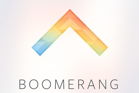 Boomerang: Instagram launches mini-video app (Wired UK) | Cool techie stuff | Scoop.it