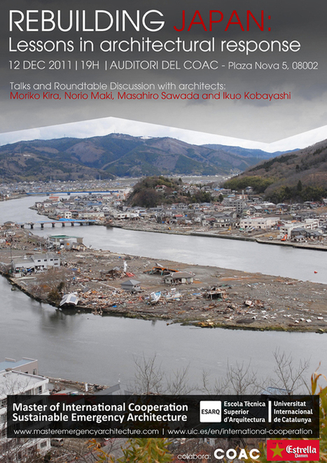 El Bloc » Blog Archive » Rebuilding Japan | The Nomad | Scoop.it