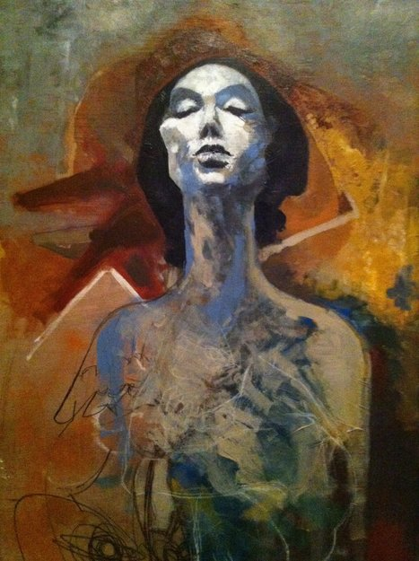 Jean-Francois Bouron | Painter | Sketcher | les Artistes du Web | Scoop.it