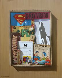 K. Henderson Fine Art: Super Powers | Superpower | Scoop.it