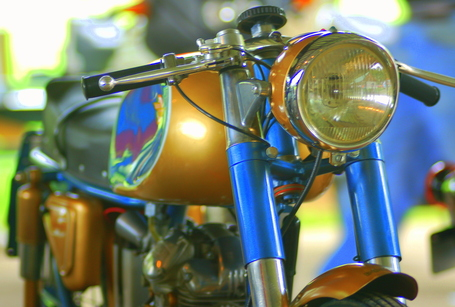 Orlando Sentinel | Vintage bikes star at this festival | Dania Beach Vintage Motorcycle Show | Ductalk | Scoop.it