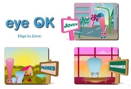 EYE-OK, video juego info-educativo sobre salud visual - GNOSS   Recull diari   Scoop.it