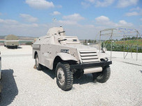 M3 Scout Converted into an Armored Car – WalkAround | History Around the Net | Scoop.it