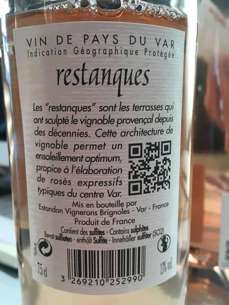 Vins : Les rosés de Provence à la peine en GMS. | Vos Clés de la Cave | Scoop.it