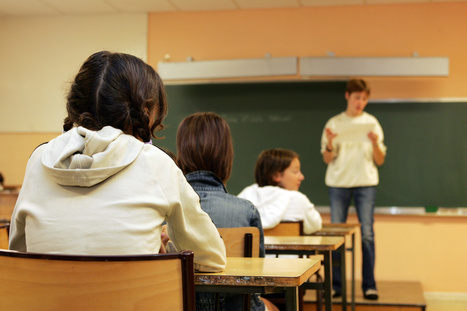 ¿Deben los colegios intervenir en los casos de ciberbullying o acoso en Internet? | Orientación Educativa - Enlaces para mi P.L.E. | Scoop.it