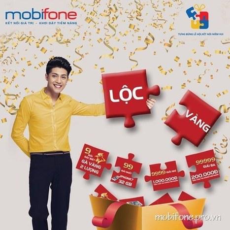Cùng Săn Lộc vàng, Rộn Ràng Đón Xuân với quà tặng Mobifone | Trao đổi | Scoop.it