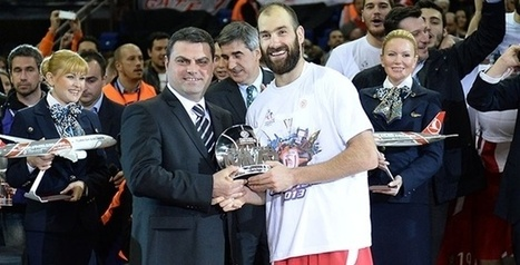 Spanoulis named bwin MVP of 2013 Final Four - Main page - Welcome to EUROLEAGUE BASKETBALL | Politically Incorrect | Scoop.it