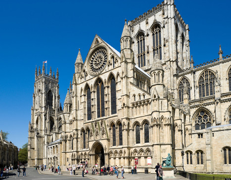 York Minster Cathedral Considers Olive Oil To Solve Acid Rain Threat   Saint Luke's The House of Prayer, World News   Scoop.it