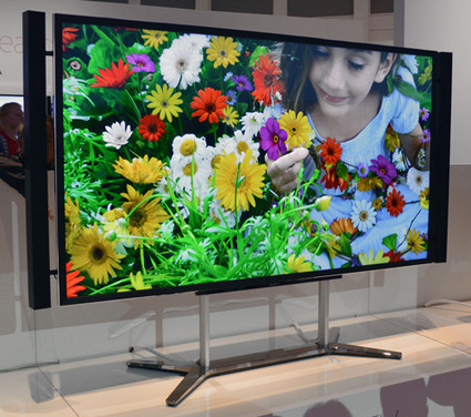 Sony XBR-84X900 84-Inch 4K Ultra HD 3D Internet LED UHDTV | Hot Technology News | Scoop.it