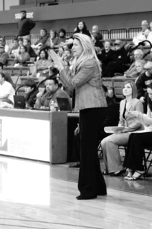 Women's basketball coach keeps morals in the game - Nicholls Worth | Sports Ethics: Seck, K. | Scoop.it
