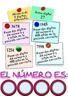 RETOCLASE 8B - DESCUBREMANÍA 2 ~ RETOS MATEMÁTICOS | Matemáticas | Scoop.it