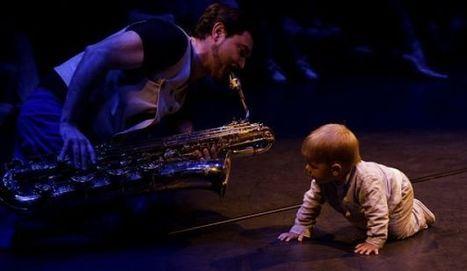 Un concierto para bebés sin butacas ni escenario pero con jazz ...   Jazz es Jazz   Scoop.it